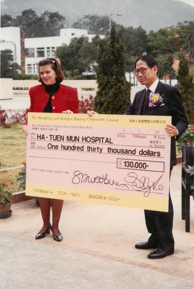 Milestones - Hong Kong Cancer Fund (HKCF)