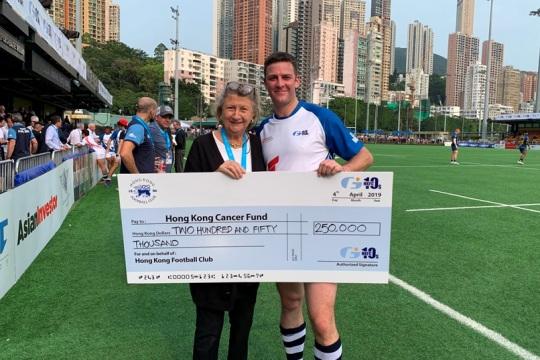 HKFC with HKCF
