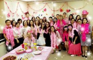 Dress Pink day